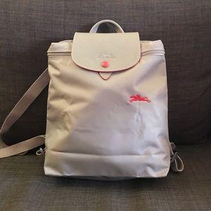 "NWOT - Longchamp Le Pliage ""Backpack"""